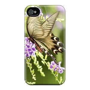 JoanneOickle Iphone 6plus Protector Hard Cell-phone Case Custom Lifelike Butterfly Skin [CHb1225mPvw]