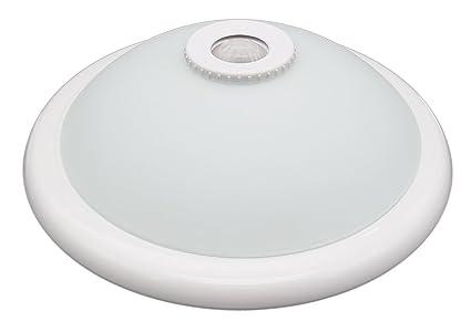 Batuled - Plafón de superficie con sensor RF para 2 casquillos E27