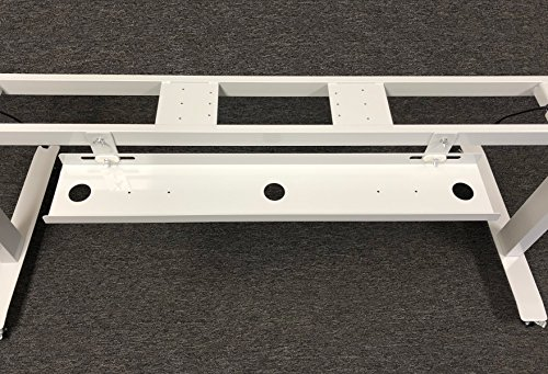- ApexDesk 36-inch Cable Management Tray - Compatible Only with The 60