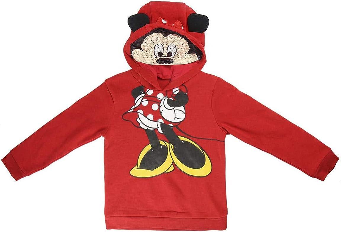 Sweat-Shirt /à Capuche Fille Disney Taille Unique