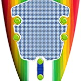 Wavestorm 8' Classic Surfboard, Multi