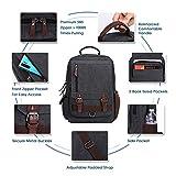 WOWBOX Sling Bag for Men Sling Backpack Laptop