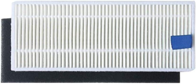HSKB Kit de nettoyage pour brosses de rechange pour aspirateurs 360 S6 Kehrrobot