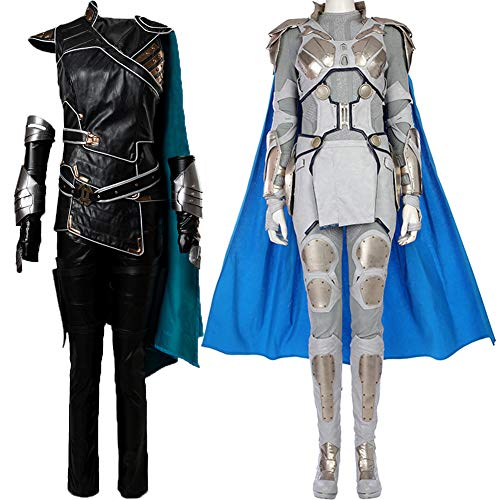 Cosplaysky Thor Ragnarok Valkyrie Costume Women Halloween Outfit