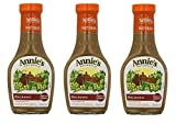 Annie`s Natural Dressing ,Balsamic ,8 Fl oz, (Pack of 3)