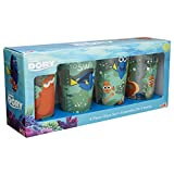 Zak Designs Finding Dory Set of 4 Pint Glasses, Dory, 4 piece set For Sale