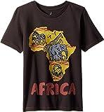 Peek… Baby Boy's Africa Tee (Toddler/Little Kids/Big Kids) Black 8