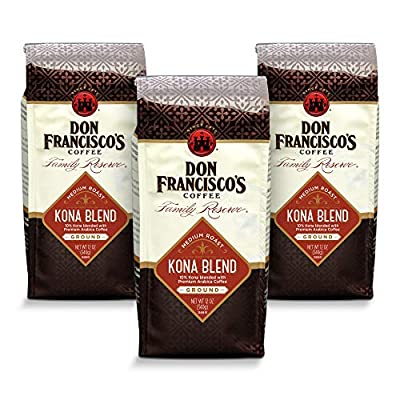 Don Francisco's Caramel Cream Flavored, Ground Coffee