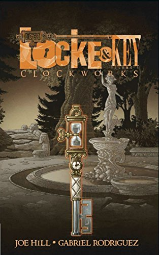 Locke & Key: Clockworks, Vol. 5]()