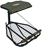 Millennium Treestands M50 Hang-On Tree Stand (Includes SafeLink Safety Line)