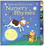Nursery Rhymes Touchy-Feely Board Book, Fiona Watt, 0794526624