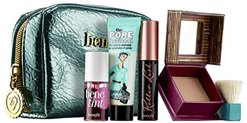 Benefit Cosmetics Work Kit, Girl! Work-Day Essentials Makeup