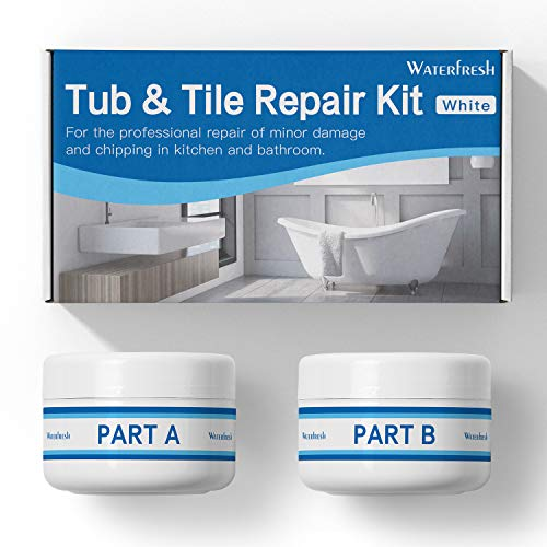 epoxy repair kit white - 1