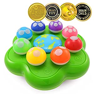 Mushroom Garden Educational Toy for Toddlers