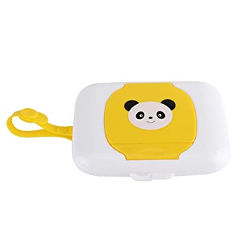 Wet wipes Storage Box Baby Outdoor Travel Stroller Wet Wipes Box Refillable Container for Car  sc 1 st  Amazon.com & Amazon.com: Wet wipes Storage Box Baby Outdoor Travel Stroller Wet ...