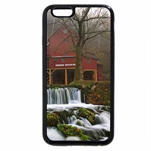 iPhone 6S / iPhone 6 Case (Black) hodgson mill in missouri