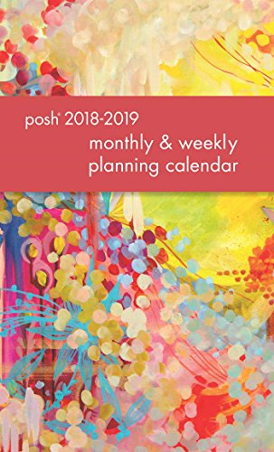 Posh: Sunshine Splash 2018-2019 Monthly/Weekly Planning Calendar from SMALL CHANGES