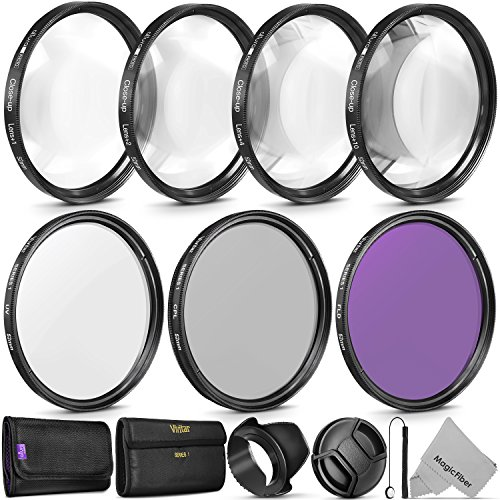 Vivitar Professional Filter Close Up Accessory product image