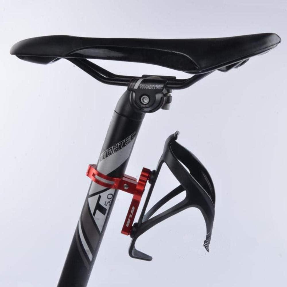 NFFNFF Getr/änkehalter Fahrrad-/Fahrrad Fahrrad au/ßenwasserflasche klemmhalter k/äfig Steckdose Adapter Halterung /übergang lenkerhalterung