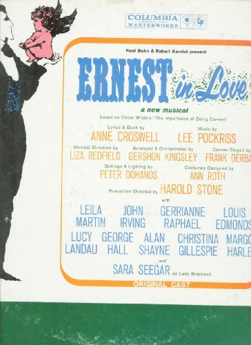 Price comparison product image [LP Record] Earnest in Love -Production Directed by Harold Stone - With Original Cast