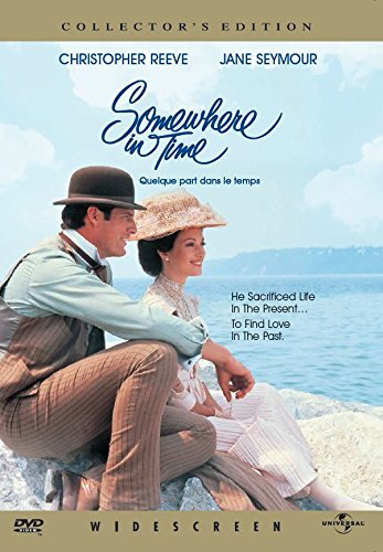 DVD : Somewhere in Time (Collector's Edition, Snap Case)