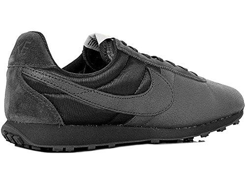 Nike - Zapatillas de Piel para hombre gris oscuro