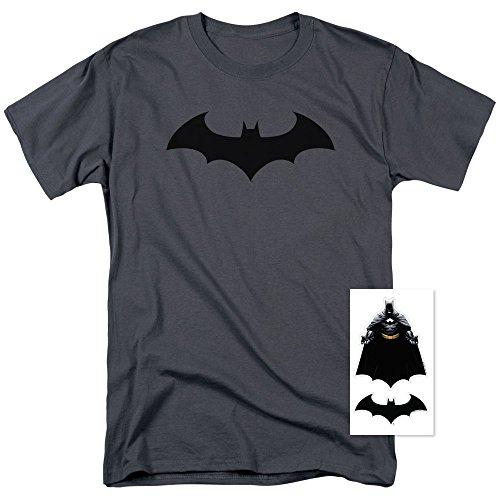 Batman+Shirts Products : Batman Bat DC Comics T Shirt & Exclusive Stickers