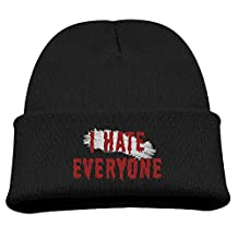I Hate Everyone Beanies Cap For Infant