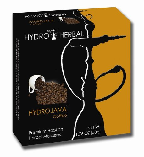 50gr-Hydro-Herbal-Hookah-Shisha-Coffee-Flavor-Molasses-Sheesha
