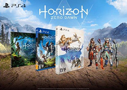Horizon Zero Dawn 初回限定版 - PS4の商品画像