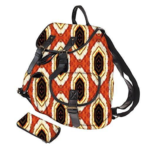 Snoogg , Sac à main porté au dos pour femme multicolore multicolore
