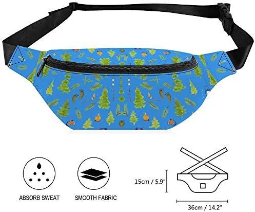 年次キャンプ旅行 ウエストバッグ ショルダーバッグチェストバッグ ヒップバッグ 多機能 防水 軽量 スポーツアウトドアクロスボディバッグユニセックスピクニック小旅行