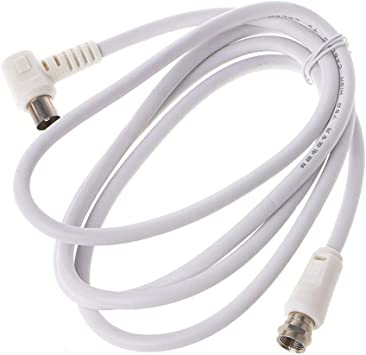 qianqian56 - Cable coaxial para antena de satélite (9,5 mm ...