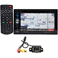 Boss Audio BV9378NV 6.5 In-Dash DVD Receiver w/Bluetooth/Navigation/MP3+Camera