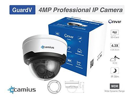 Camius GuardV Advanced 4 Megapixel Camera product image