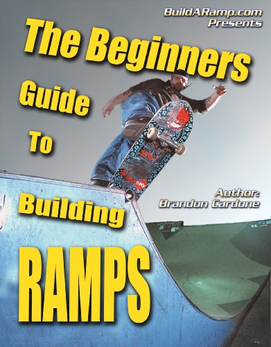 The Beginner's Guide To Building Ramps, used for sale  Delivered anywhere in Canada