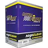 Royal Purple 11723-6PK Max-Clean Fuel System Cleaner and Stabilizer, 20-Ounce Bottle, Pack of 6