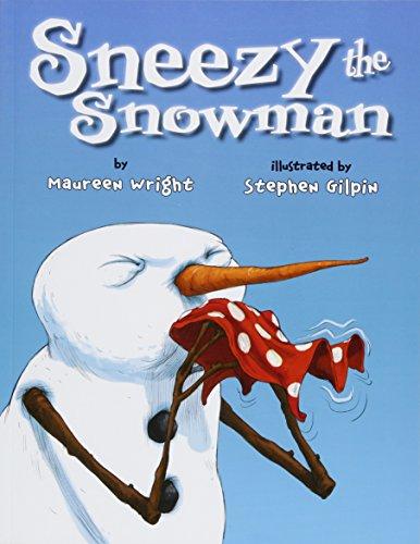 Pdf Bibles Sneezy the Snowman