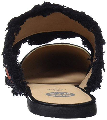 45333 Scarpe Black Donna da Ginnastica Basse Gioseppo Nero AfwqHf