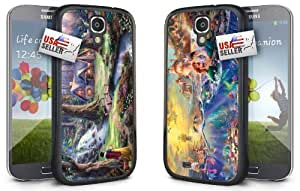 Disney Snow White and Little Mermaid Hard Case COMBO TWO PACK for Samsung Galaxy S4 Mini