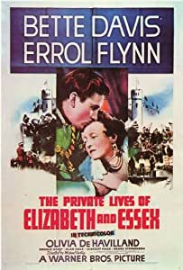 The Private Lives of Elizabeth and Essex Poster (11 x 17 Inches - 28cm x 44cm) (1939) Style A
