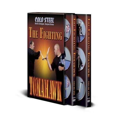 Cold Steel Fighting Tomahawk DVD - Edge Spear