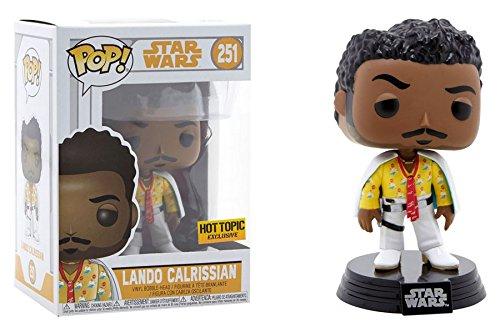 Funko Pop! Guerra de las Galaxias - Lando Calrissian