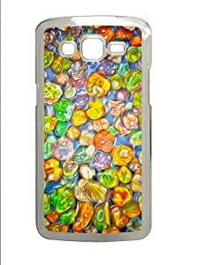 Autumn leaf Polycarbonate Hard Case Cover for Samsung Grand 2/7106 Transparent by mcsharks