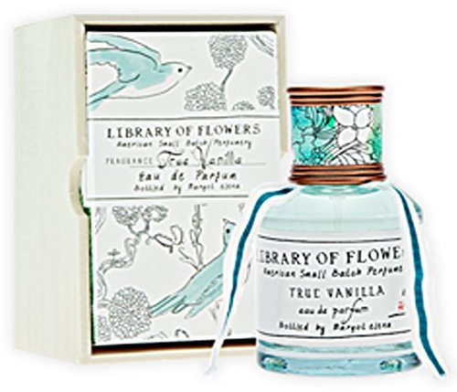 Library of Flowers True Vanilla Eau de Parfum ()