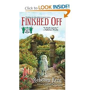 Finished Off (Berkley Prime Crime Mysteries) Rebecca Kent