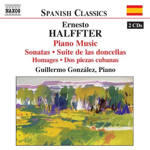 Halffter, E.: Piano Music