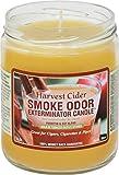 Smoke Odor Exterminator 13oz Jar Candle, Harvest Cider, 13 oz