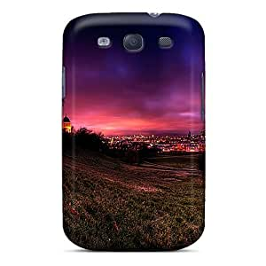 New Design Shatterproof FRNuiRy1717nzBQC Case For Galaxy S3 (gorgeous Nightfall Out Town)