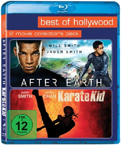 After Earth/Karate Kid - Best of Hollywood/2 Movie Collector's Pack